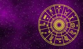 Bakgrund för design för Astrochart galaxillustration Arkivbild
