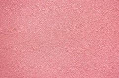 Bakgrund för färg för rosa färger för väggbusetextur Arkivfoto