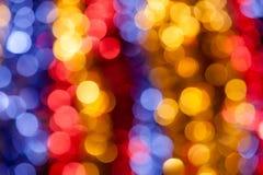 Bakgrund för ferie för Abstarct cirkel färgrik Arkivbilder