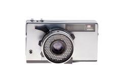 Bakgrund för film för tappning analog isolerad kamera Royaltyfria Foton