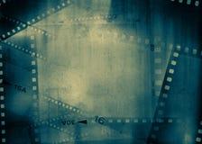 Bakgrund för filmramar arkivbilder