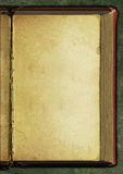 Bakgrund för gammal bok Arkivfoto