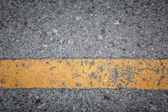 Bakgrund för gatavägtextur Arkivfoton
