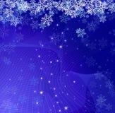 Bakgrund för glad jul Royaltyfria Foton