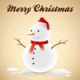 Bakgrund för glad jul Royaltyfri Fotografi