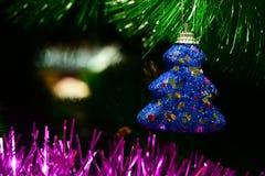 Bakgrund för glad jul för brosur och baner Royaltyfria Bilder