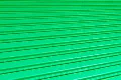 Bakgrund för Gray Steel glidningsdörr Arkivfoto