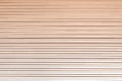 Bakgrund för Gray Steel glidningsdörr Royaltyfri Foto