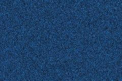 Bakgrund för grov bomullstvilljeanstextur Arkivfoto