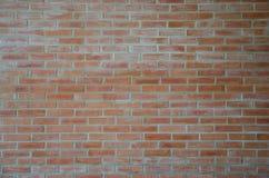 Bakgrund för grunge för textur för vägg för röd tegelsten Royaltyfria Bilder