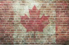Bakgrund för grunge för textur för väggen för röd tegelsten kan använda till inre des arkivbild