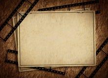 Bakgrund för Grungediagramabstrakt begrepp Arkivfoto