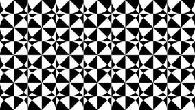 Bakgrund för grupp av cirklar, stjärnor och fyrkanter som överlappar, härliga färger och attraktiva färger med vit och svartfärge Royaltyfri Fotografi