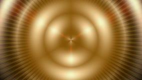 Bakgrund för guldabstrakt begrepprörelse lager videofilmer