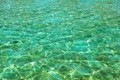Bakgrund för havsvatten Royaltyfri Foto