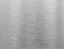 Bakgrund för Hig kvalitets- metalltextur Royaltyfria Bilder