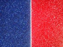 Bakgrund för inpackningspapper med färgrikt blänker textur Jul festlig garnering för nytt år Moussera ljus yttersida royaltyfria bilder