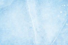 Bakgrund för isblått Arkivfoto