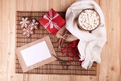 Bakgrund för jul och för nytt år Royaltyfri Bild