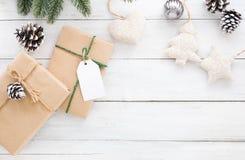 Bakgrund för jul och för nytt år royaltyfri foto