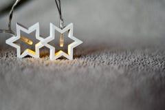 Bakgrund för julhälsningkort royaltyfria foton