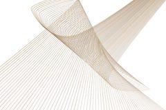 Bakgrund för konst för färgabstrakt begrepplinje & för geometrisk modell för kurva generativ Bakgrund, yttersida, rengöringsduk & vektor illustrationer