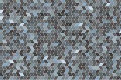 Bakgrund för konst för geometrisk modell för remsa för färgabstrakt begreppform generativ Design, tapet, illustration & kanfas stock illustrationer