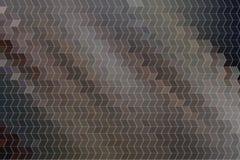 Bakgrund för konst för geometrisk modell för remsa för färgabstrakt begreppform generativ Illustration, vektor, textur & detaljer royaltyfri illustrationer