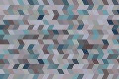 Bakgrund för konst för geometrisk modell för remsa för färgabstrakt begreppform generativ Textur, design, rengöringsduk & bakgrun stock illustrationer