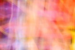 Bakgrund för ljusa effekter, abstrakt ljus bakgrund, ljus läcka Arkivbilder