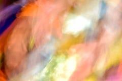 Bakgrund för ljusa effekter, abstrakt ljus bakgrund, ljus läcka Royaltyfri Bild