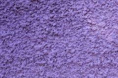 Bakgrund för målarfärg för betongvägglilatextur Royaltyfri Foto