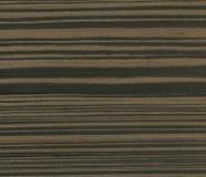 Bakgrund för möblemangfanér för textur randig ebenholts Wood korntextur Ebenholtssvart trä royaltyfri foto