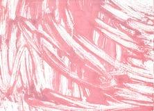 Bakgrund för Mauvelous abstrakt begreppvattenfärg Royaltyfri Fotografi