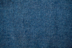 Bakgrund för mode för design för grov bomullstvilljeanstextur Royaltyfria Foton