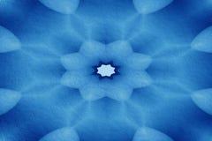 Bakgrund för modell för abstrakt begrepp för konstblåttfärg Royaltyfri Foto