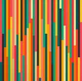 Bakgrund för modell för abstrakt färgtappning retro sömlös Arkivfoton