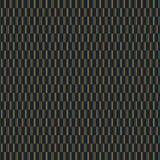 Bakgrund för modell för rutiga tegelplattor för mörk svart elegant modern Arkivfoto