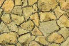 Bakgrund för murverk för stenvägg Royaltyfria Bilder