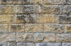 Bakgrund för murverk för stenvägg Arkivfoto