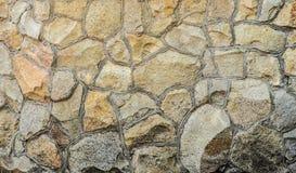 Bakgrund för murverk för stenvägg Arkivfoton
