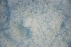 Bakgrund för naturlig is som frammanar förkylning och vinter Arkivfoton