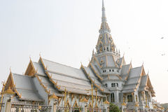 Bakgrund 344 för offentligt ställe för tempelsothorn royaltyfria bilder