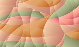 Bakgrund för pastellfärgad färg för begrepp geometrisk stock illustrationer