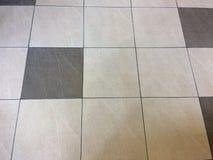 Bakgrund för sömlös textur för golv för marmortegelplattor mönstrad Fotografering för Bildbyråer