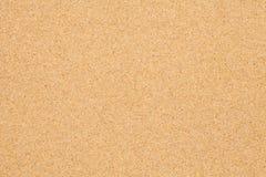 Bakgrund för Sandstrandtextur royaltyfria foton