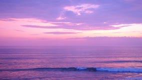 Bakgrund för signal för havssiktslilor arkivfilmer