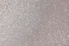 Bakgrund för silverdiamantpärla Royaltyfri Fotografi