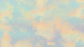 Bakgrund för soluppgånghimmelabstrakt begrepp Arkivbilder