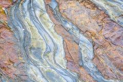 Bakgrund för sten- och sandtexturcloseup royaltyfri bild